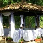 Заведение с лятна градина за сватби в Кубрат | Ресторант Колибите